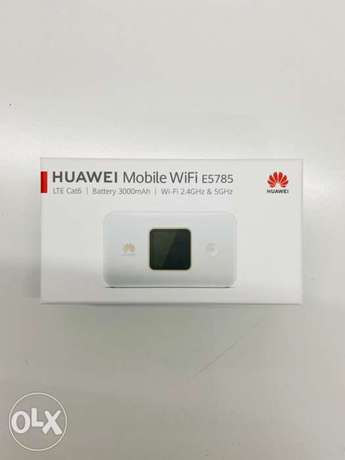 Huawei 4g plus latest model mifi any viva zain Batelco mena sim work