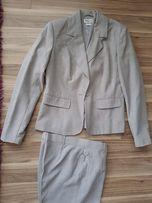 8d6c925a61 Garnitur damski marynarka i spodnie 38