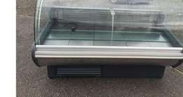2.4m butchery display fridge for sale