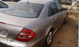 Very Clean UK used Mercedes-benz E320