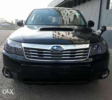 Subaru forester SH5 on sale