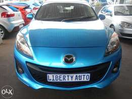 Mazda 3 Dynamic 2011 1.6 Manual Gear 38,000 km Thumb Start Engine