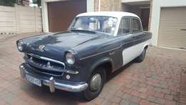 1957 Standard Vanguard - Elegant & Highly collectible! PRICE REDUCED!