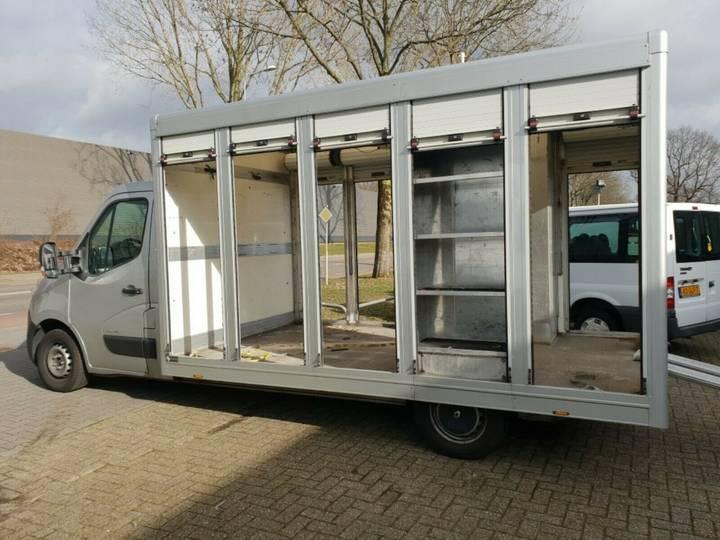 Renault Master2.3CDTi, Ideal zum Umbau Pferdewagen - 2013