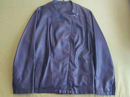 Plus Size Leather Jacket For Sale