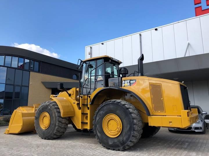 Caterpillar 980H - 2011