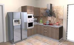 classy Kitchen furniture with style and design