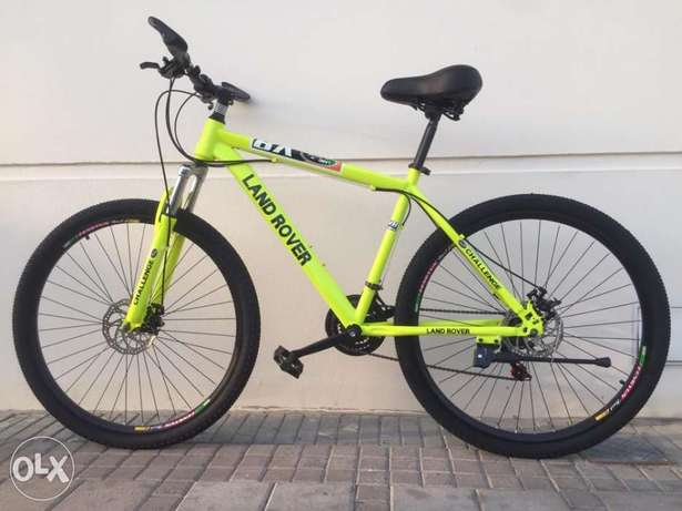 Land Rover bicycle brand new 29inch 58bd