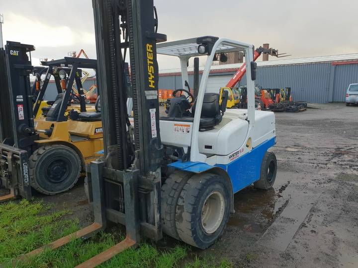Hyster H5.0FT - 2008 - image 4