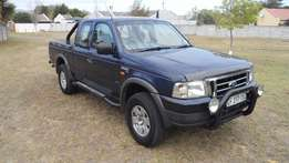 2004 Ford Ranger 2.5D Super Cab 4X4