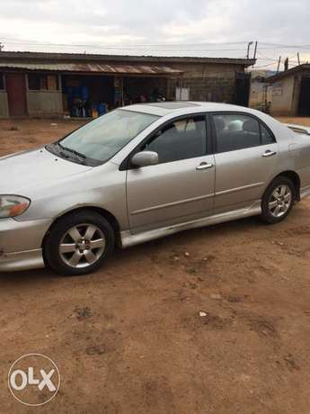 Extremely clean Toyota corolla sport 2004 Ibadan North - image 2