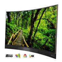 new brand 65 inch tcl curved smart tv in cbd shop call now or visit us