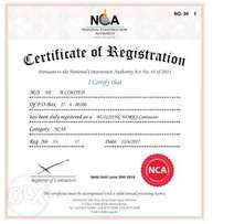 Business & company registration