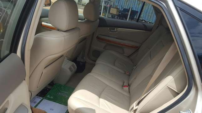 Lexus RX 330 Direct Tokumbo (fully paid duty) Makurdi - image 6