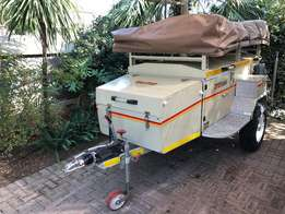 2014 Venter Botswana Special Off Road Trailer for sale