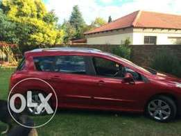 sale or swop my Peugeot 308sw with any car deasel