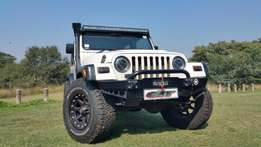1997 Jeep wrangler mountain sport 4.0 model