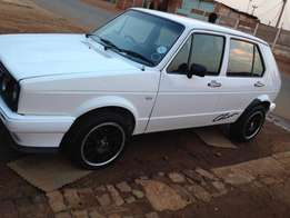 Neat and well functioning VW Citi Gold for only R32000