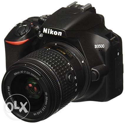 Nikon D3500- On discount part of The Festive Week