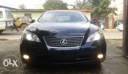 Extra clean foreign used Blue 2008 Lexus ES 350