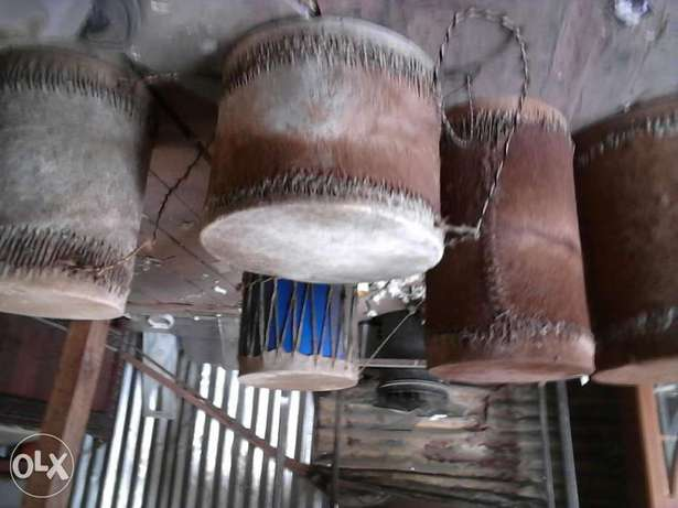Cultural drums for festivals and church events Gikomba - image 3