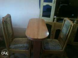 Two seat dining table