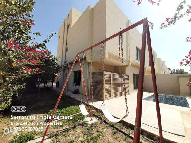 Reduced price 4 bedroom villa with private pool close to ksa