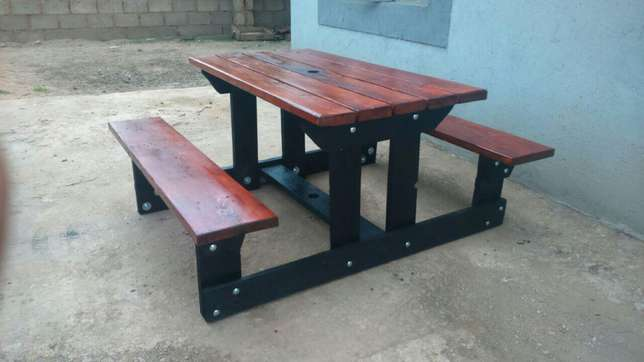 Benches manufactured from R1400 Soshanguve - image 3
