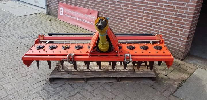 Boxer Rotereg power harrow