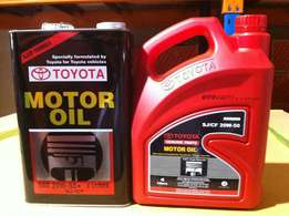 Toyota SAE 20W-50 Engine Engine Oil
