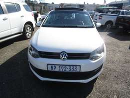 2014 Polo 1.4,white in color,30 000km,excellent condition ,R140 000neg