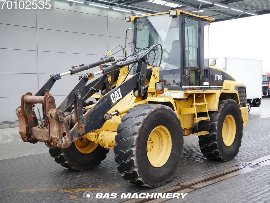 Caterpillar IT14G Nice and clean condition - 1996