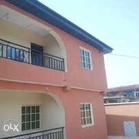 A decent mini flat appartment available for rent at igando.