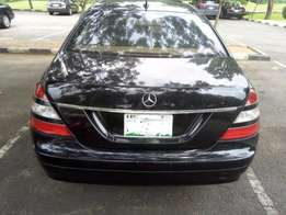 used 2009 Mercedes Benz S550 in Abuja