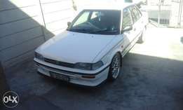 Toyota 160I afe breaking up spAres