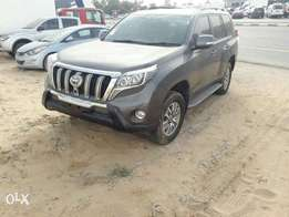Toyota Prado TX 2011 model