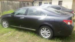2010 Tokunbo ES350 Lexus available for 6M asking