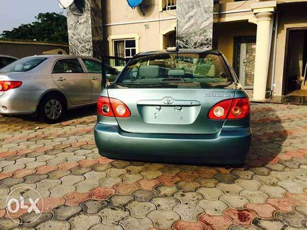 Just in from Canada Tokunbo Toyota Corolla LE 2006 model available for Amuwo Odofin - image 3