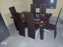 Quality Six-sitter Dining Table Set 0031