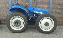 2006 New Holland td 90 d High Clearance Tractor