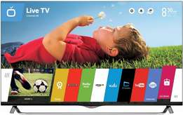 Brand new 49 inch LG smart TV