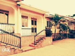 Prestigious double room is available for rent in bweyogerere