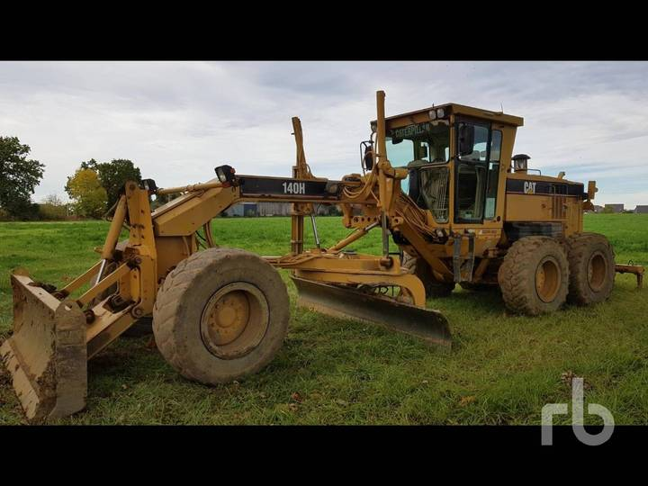 Caterpillar 140H VHP - 2003
