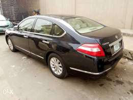 ADORABLE MOTORS: A Bought Brand-new 2009 Nissan Teana for sale