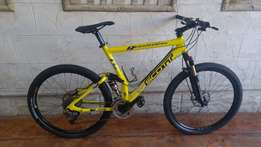 Scott Genius 30 Full Aluminium Dual Suspension - R3999