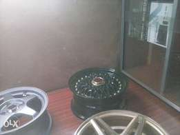 The rim is BBs size 14