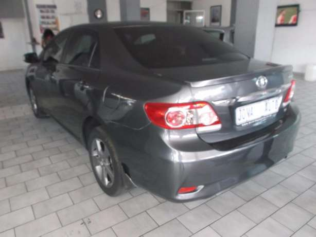 Pre Owned 2012 Toyota Corolla sprinter 1.6 Johannesburg - image 8