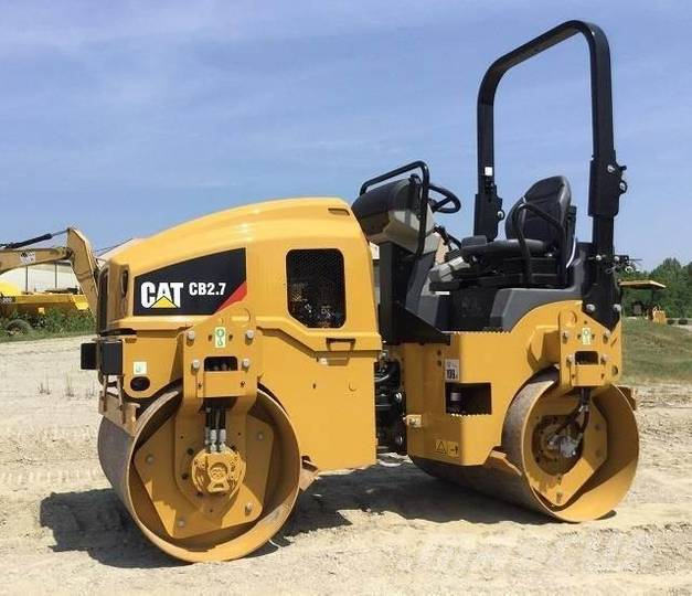Caterpillar Cb2.7 - 2019