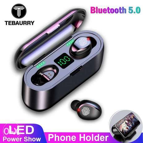 Bluetooth earphone Tebaurry F9
