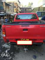 Selling Hilux double cab (non local)